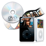 Скриншот 4Media DVD to iPod Suite