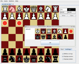 Скриншот Java Open Chess
