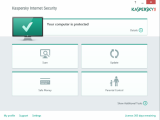 Скриншот Kaspersky Internet Security