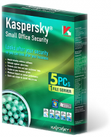 Скриншот Kaspersky Small Office Security