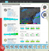 Скриншот Weather Watcher Live