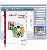Скриншот Xilisoft Video Converter Ultimate